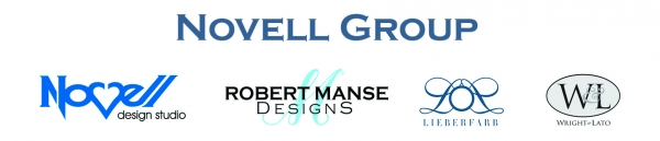 Logos for Novell Group divisions.