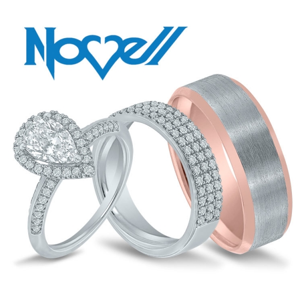 Novell Global bridal jewelry