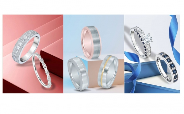 New bridal jewelry from Novell...