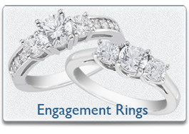 Novell engagement rings