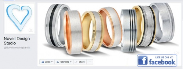 Novell wedding bands Facebook