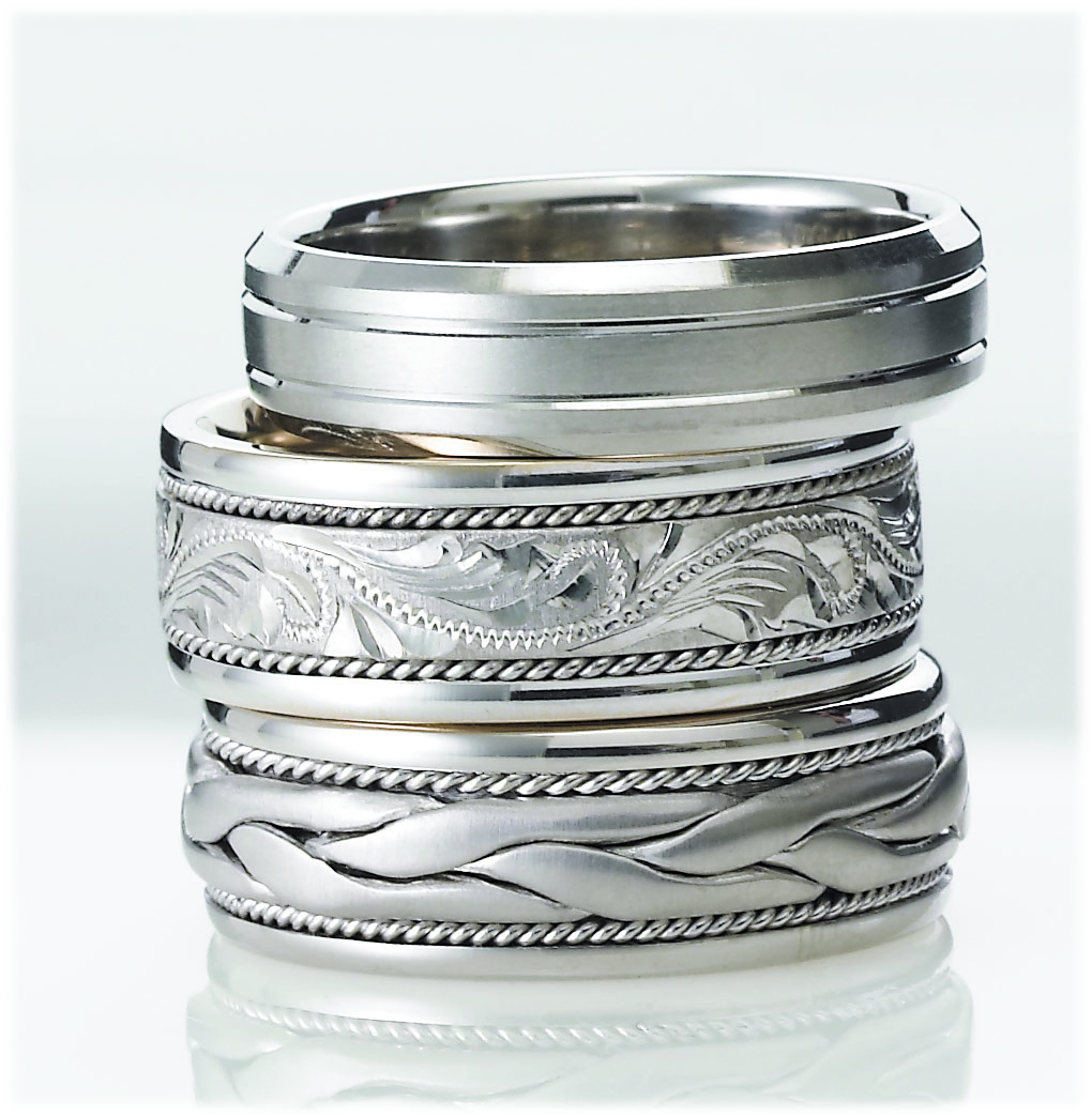 Novell Wedding Bands Can Be Made Wider Narrower In Different Metals And Much