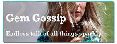 Gem Gossip - a leading fashion jewelry blog.
