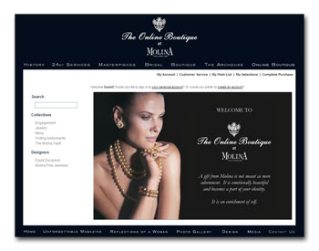 The Online Boutique at Molina