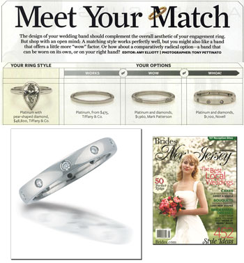 Download this article about platinum wedding bands