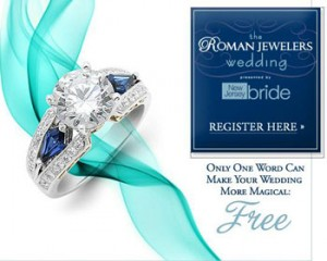 Roman Jewelers Wedding contest
