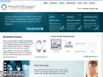 WhereToGetEngaged.com