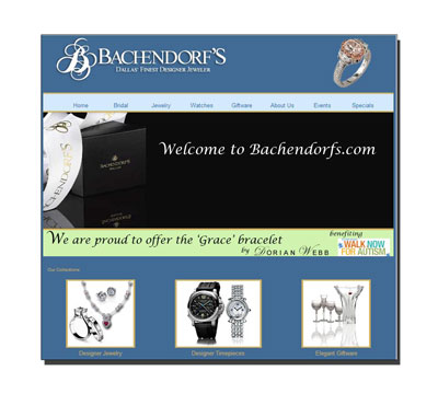 Buy Novell wedding bands at Bachendorf's in Dallas.