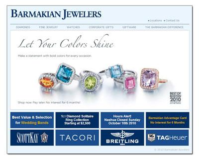 Buy Novell wedding bands at Barmakian Jewelers.