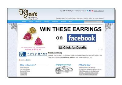 K-Jon's Fine Jewelry.