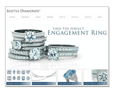 Buy Novell wedding bands and Gemological Trading - Seattle Diamonds.