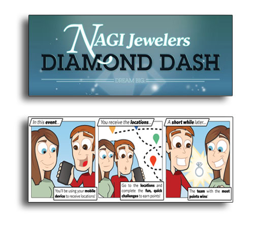 Nagi Diamond Dash