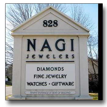 Nagi Jewelers in Stamford.