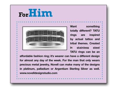 Novell TATU ring.