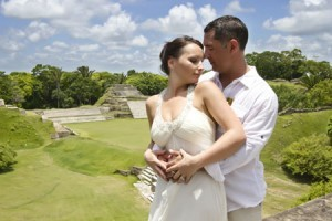 Couple in Belize