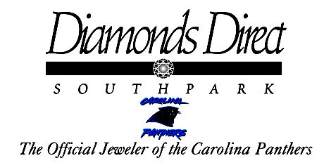 Jewelry show at Diamonds Direct in Charlotte.