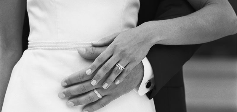 Stories Behind Wedding Band And Engagement Rings