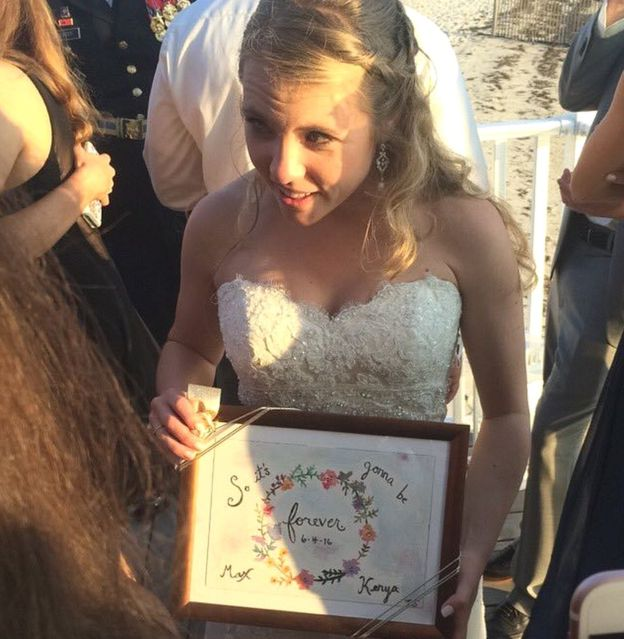 Taylor Swift wedding gift to NJ couple