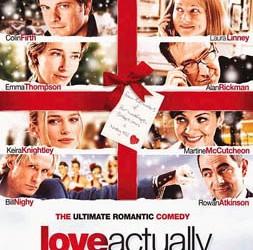 Wedding movie on Netflx - Love Actually