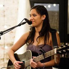 New Jersey wedding singer Anna Bansil