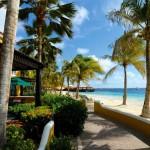 Walk along one of the great honeymoon destinations.