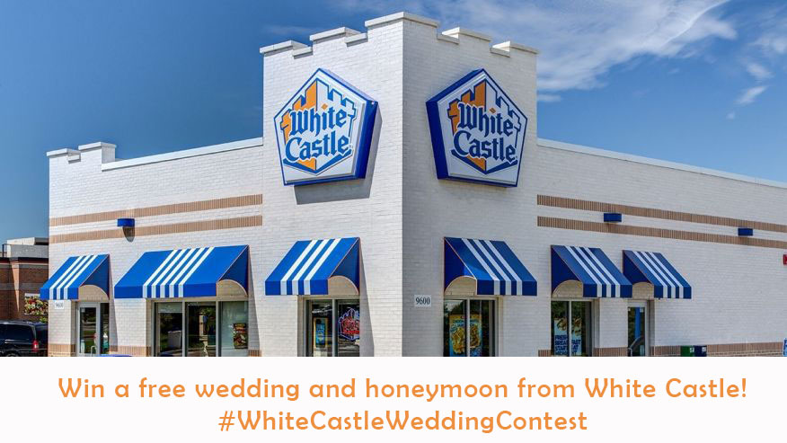 White Castle wedding contest