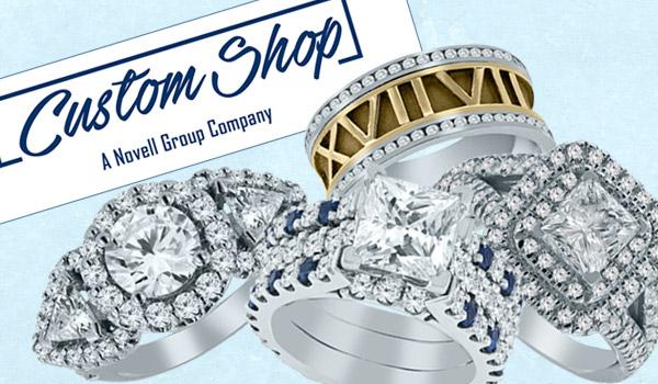 Custom Shop - custom jewelry