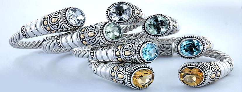 Robert Manse Bali bracelets