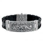 mens-jewelry-silver-bracelet