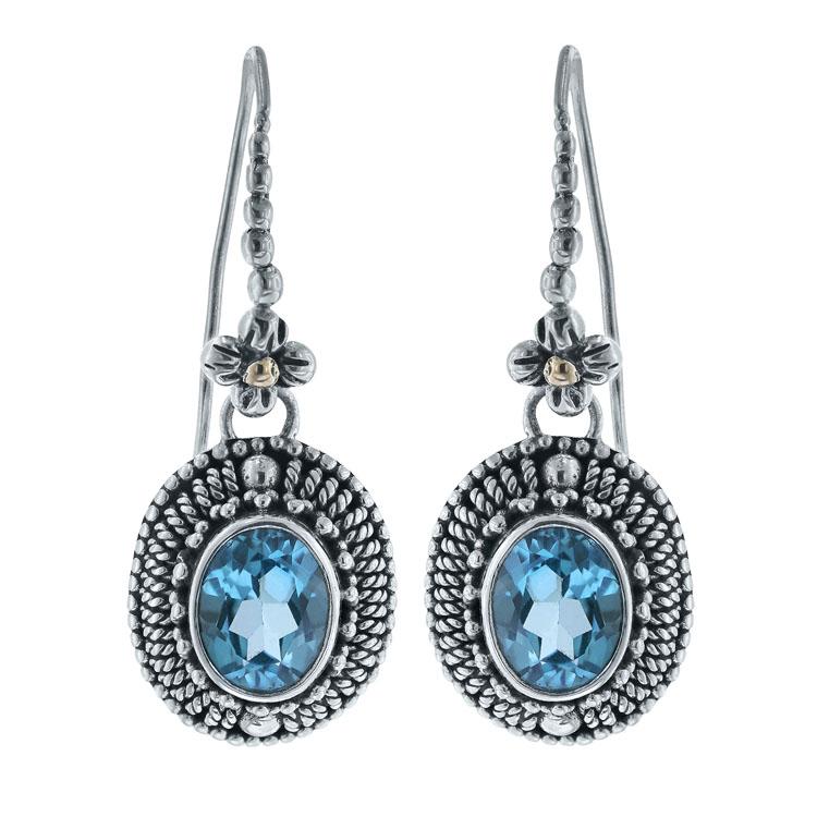 Earrings by Robert Manse Designs