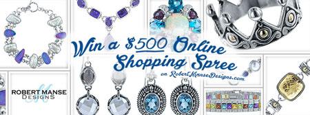 jewelry shopping spree