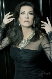 Real Housewives Lisa Vanderpump jewelry