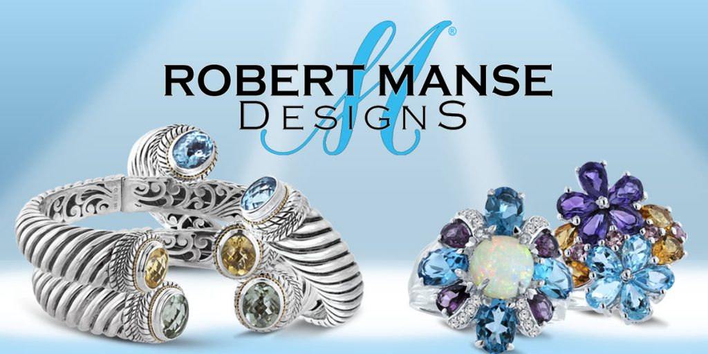 Handmade jewelry by Robert Manse Designs