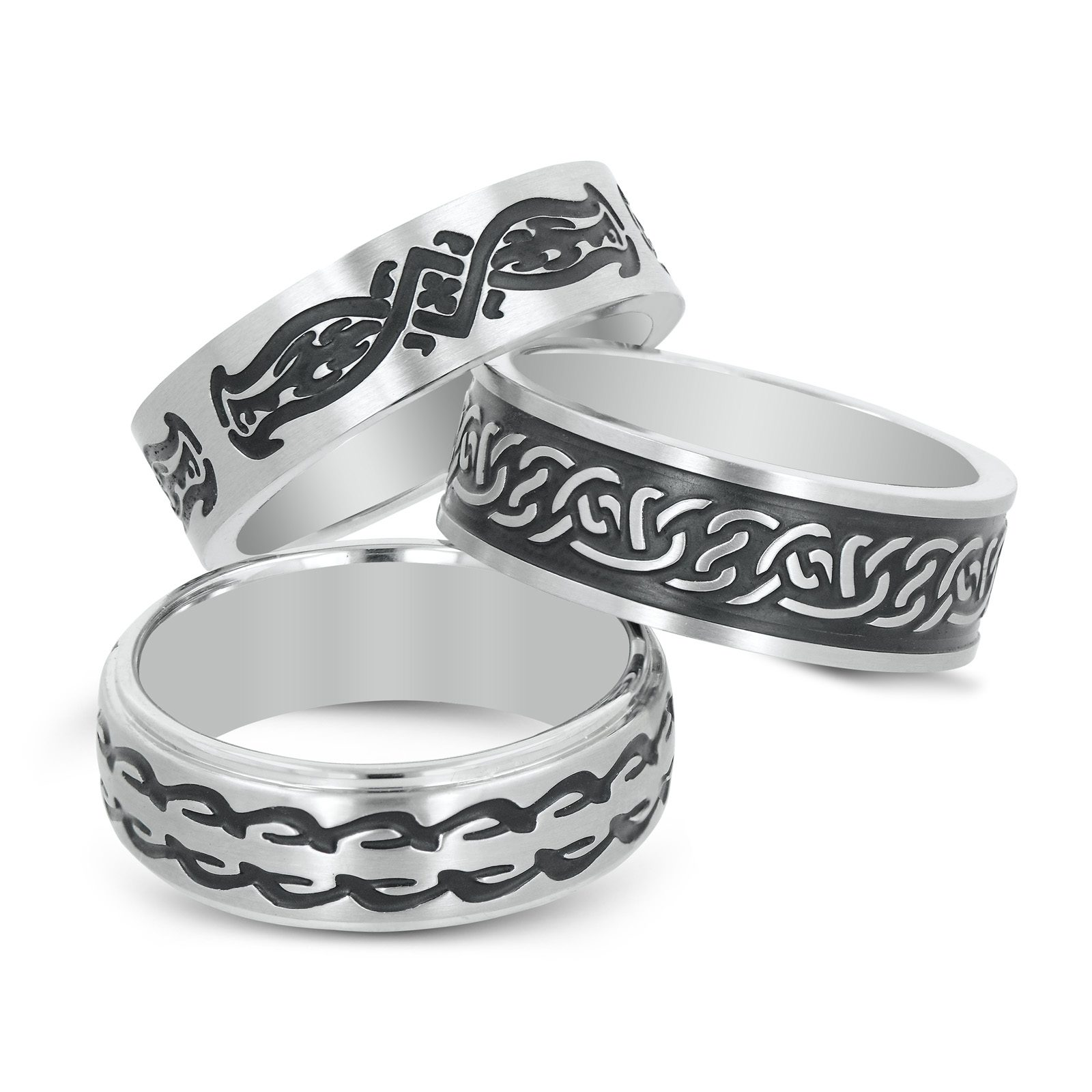 Stainless Steel Rings Archives Novell Wedding Bands