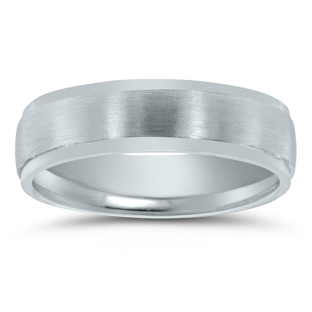 N00057 Novell wedding band