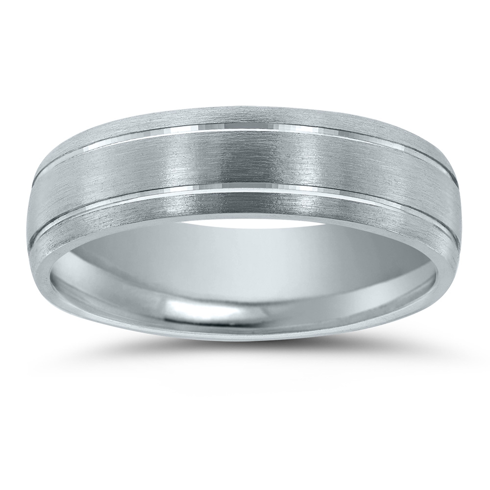 N00125 Novell wedding band
