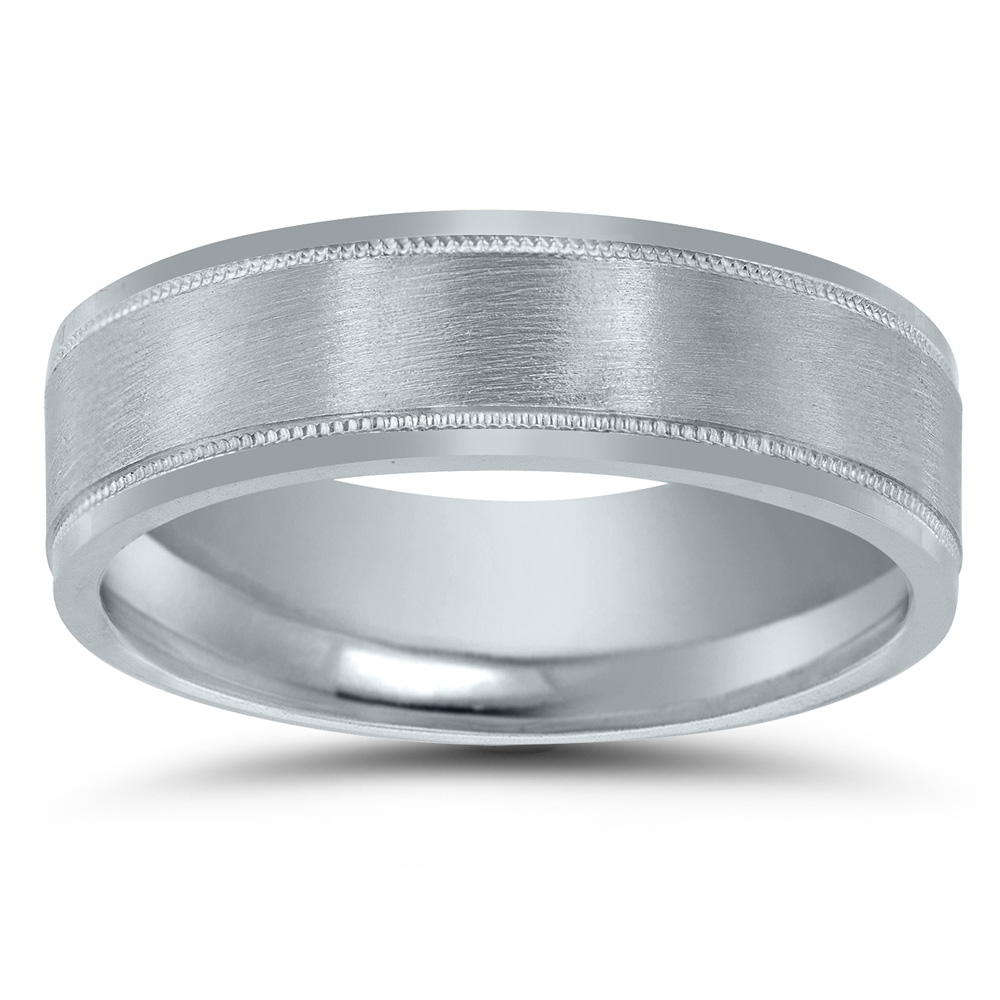 N01013 Novell wedding band