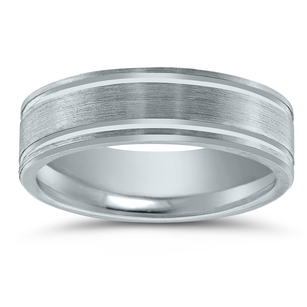 N01016 Novell wedding band