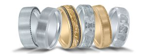 Austin Destination Diamonds wedding bands