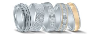 Jacksonville Destination Diamonds wedding bands