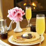 Have your first breakfast as a married couple at Little River Inn