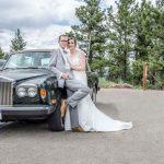 Hotel Boulderado - Rolls Royce wedding!