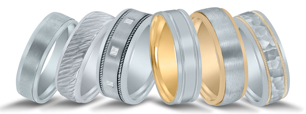 WInston-Salem wedding bands