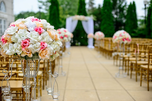 How to plan a long distance wedding