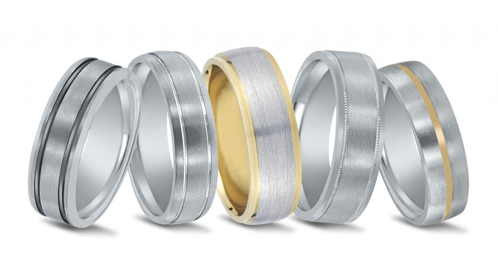 See Novell Wedding Bands This Weekend at Diamonds Direct Cleveland