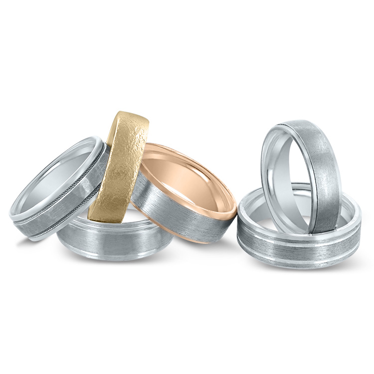Summer Designer Showcase wedding bands