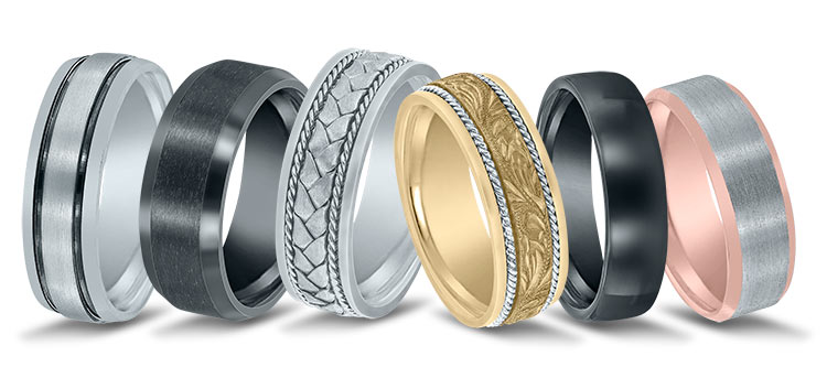 See Novell wedding bands at iamonds Direct Holiday Designer Showcase.