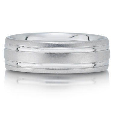C4358/7GW is a wedding band that is 7mm wide.