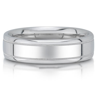 C4397-6GW is a wedding band that is 7mm wide.