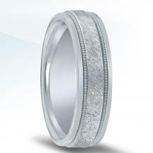Trending Wedding Band by Novell N00123